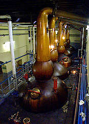 Balvenie pot stills uploaded by Ben, 10. Feb 2015