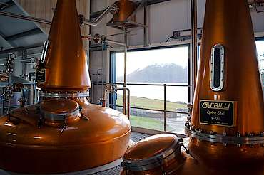 Raasay distillery uploaded by Ben, 26. Jan 2018