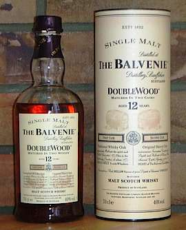Balvenie Double Wood old bottling 2