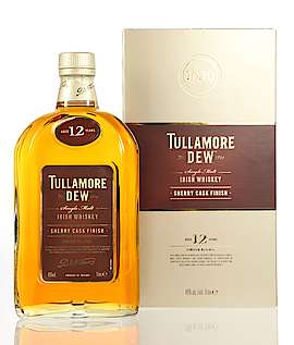 Tullamore D.E.W. Sherry Cask Finish