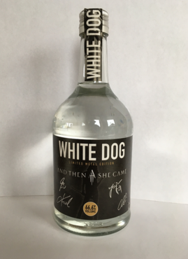 White Dog Limited Metal Edition