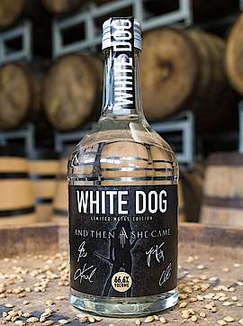 White Dog St.Kilian AND THEN SHE CAME – Limited Metal Edition White Dog