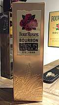 Four Roses Yellow label Travel Retail Exclusive