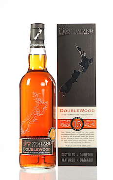 New Zealand Whisky Collection Double Wood