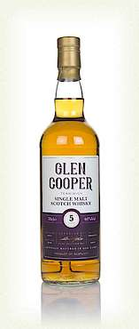Teaninich 5 Year Old - Glen Cooper (70cl, 46%)