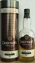 Caol Ila Chieftain Limited Edition Collection