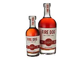 St.Kilian Fire Dog - CHILI-ZIMT- LIKÖR