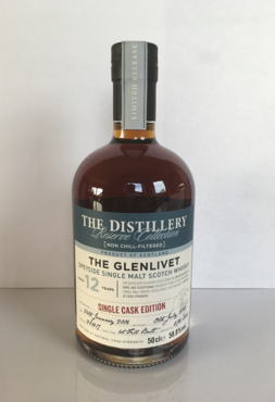 Glenlivet The Distillery Reserve Collection