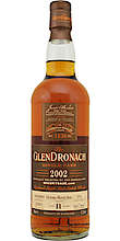 Glendronach Single Cask for Whiskybase -