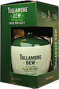 Tullamore D.E.W. ceramic decanter