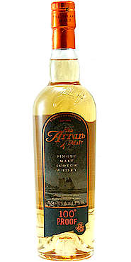 Arran - 100° PROOF