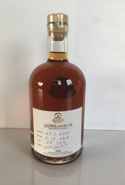 Glenglassaugh Distillery Exclusiv, Handbottled