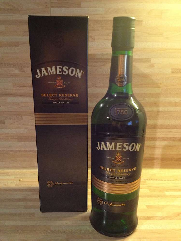 jameson select reserve black barrel. Black Bedroom Furniture Sets. Home Design Ideas
