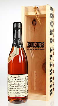Bookers Kentucky Bourbon