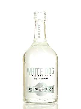 White Dog Cask Strength