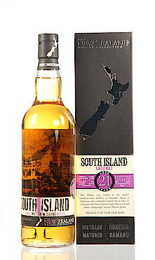 New Zealand Whisky Collection South Island