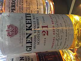 Glen Keith Special Aged Release