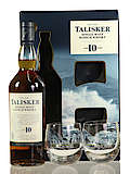 Talisker with 2 Glasses