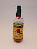 Four Roses Yellow label old Casing
