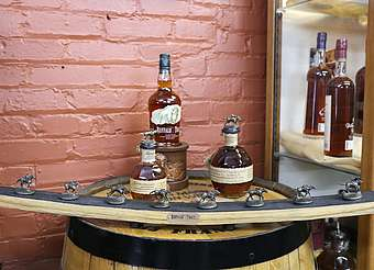 Buffalo Trace Blanton's riders uploaded by Ben, 21. Jul 2015