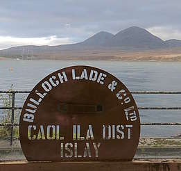 Caol Ila cask template uploaded by Ben, 19. Jan 2016