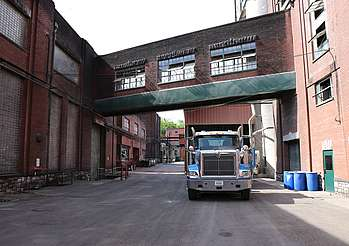 Buffalo Trace grain delivery uploaded by Ben, 21. Jul 2015