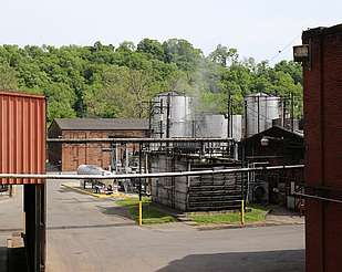 Buffalo Trace production area uploaded by Ben, 21. Jul 2015
