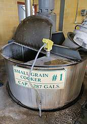 Buffalo Trace small grain cooker uploaded by Ben, 21. Jul 2015