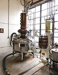 Buffalo Trace still uploaded by Ben, 21. Jul 2015