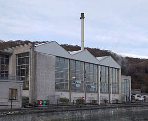 Caol Ila still house uploaded by Ben, 19. Jan 2016