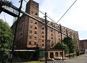 Buffalo Trace warehouse uploaded by Ben, 21. Jul 2015