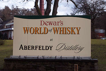 Aberfeldy sign uploaded by Ben, 27. Jan 2015