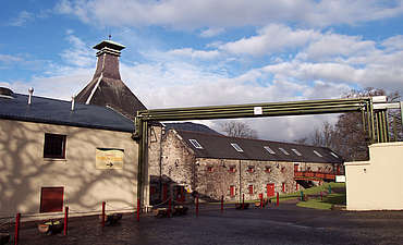 Aberfeldy  distillery uploaded by Ben, 09. Feb 2015