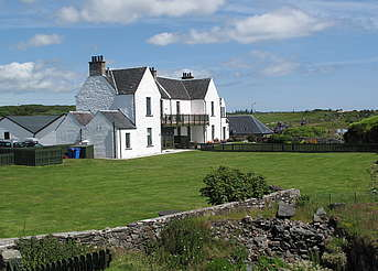 Ardbeg cottage uploaded by Ben, 10. Feb. 2015