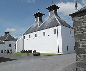 Ardbeg kilns uploaded by Ben, 10. Feb. 2015
