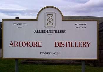 Ardmore company sign uploaded by Ben, 10. Feb 2015