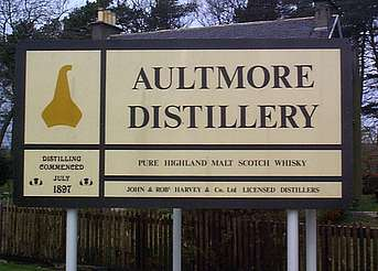 Aultmore company sign uploaded by Ben, 10. Feb 2015