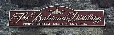 Balvenie company sign uploaded by Ben, 10. Feb 2015