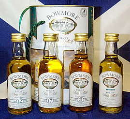 Bowmore minis uploaded by Ben, 16. Feb 2015