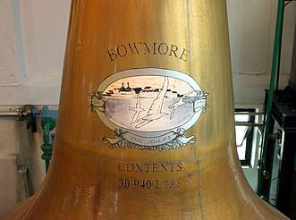 Bowmore picture on the pot still uploaded by Ben, 16. Feb 2015