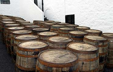 Bowmore cask stock uploaded by Ben, 16. Feb 2015