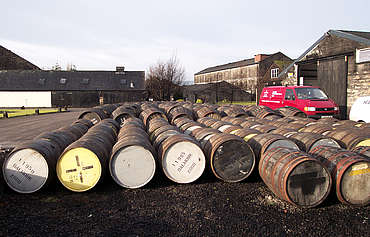 Dalmore cask stock uploaded by Ben, 17. Feb 2015