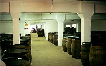 Caol Ila cask stock & repair workshop uploaded by Ben, 16. Feb 2015