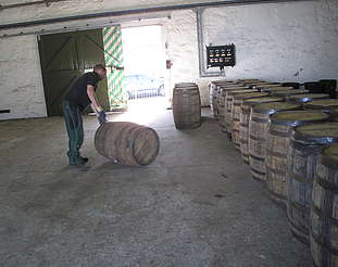 Ardbeg cask stock uploaded by Ben, 10. Feb. 2015