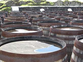 Ardbeg casks uploaded by Ben, 10. Feb. 2015