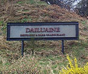 Dailuaine company sign uploaded by Ben, 17. Feb. 2015