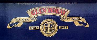 Glen Moray company sign uploaded by Ben, 03. Mar 2015