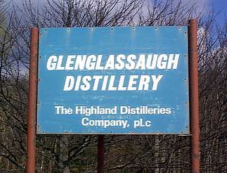 Glenglassaugh company sign uploaded by Ben, 18. Mar 2015