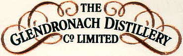 Glendronach company sign uploaded by Ben, 09. Mar 2015