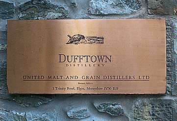 Dufftown company sign uploaded by Ben, 18. Feb 2015